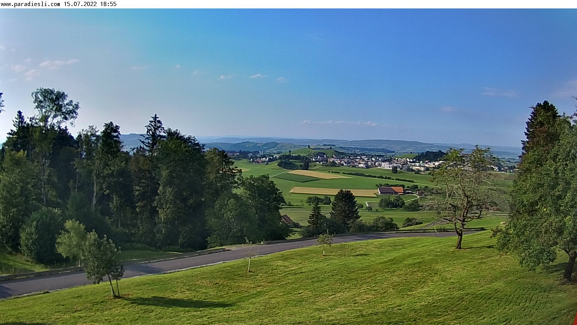 Webcams Menzingen